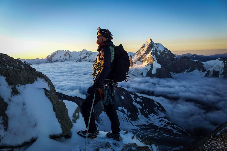 rosshewittguiding.com Dent Blanche Matterhorn