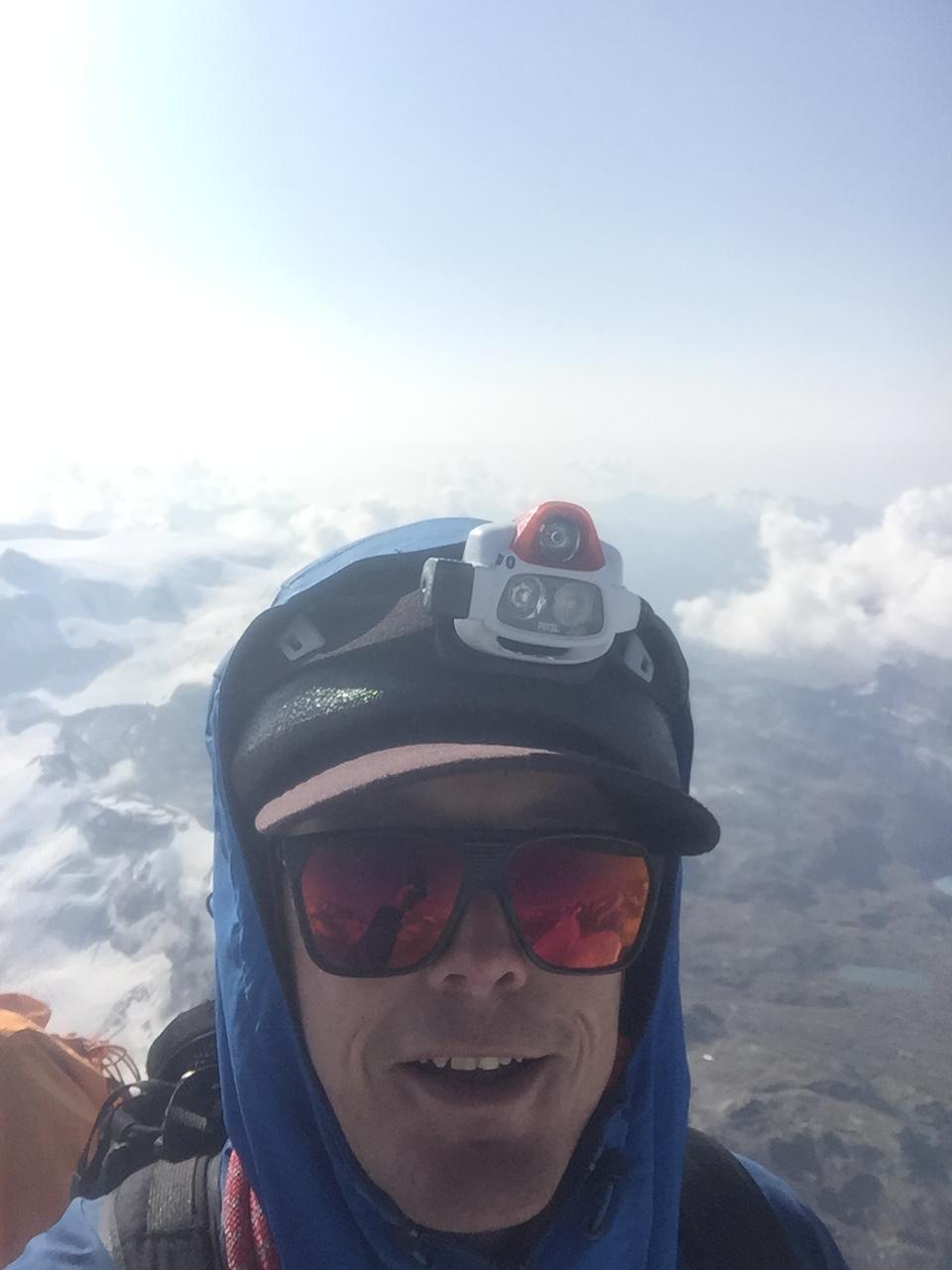 climb the matterhorn cervin Ross Hewitt Guiding 2