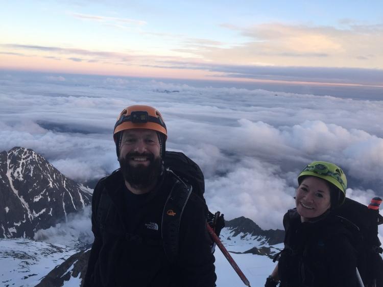 Mont Blanc Ross Hewitt Guiding 7