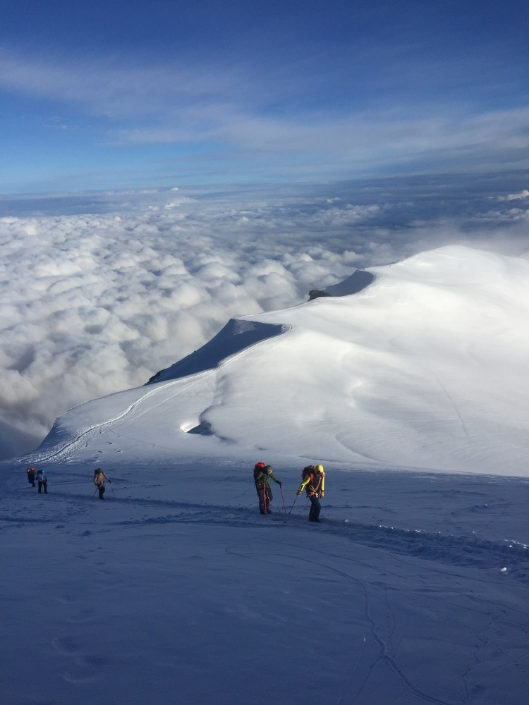 Mont Blanc Ross Hewitt Guiding 6