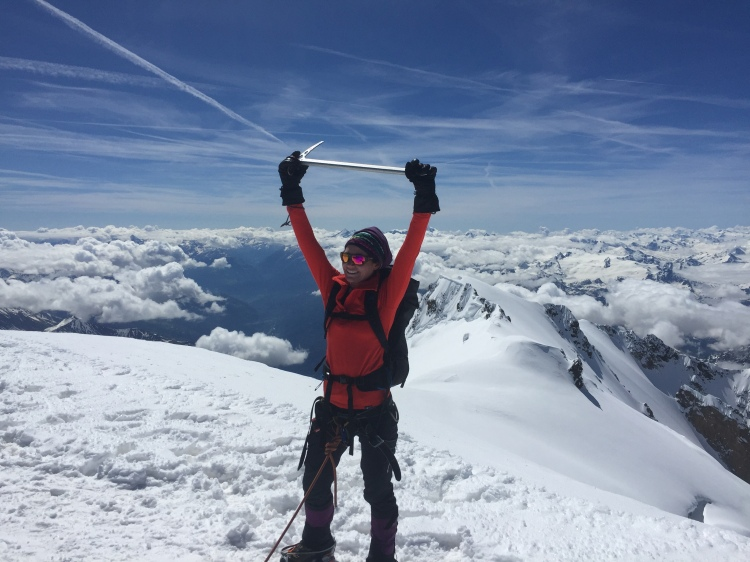 Mont Blanc Ross Hewitt Guiding 5