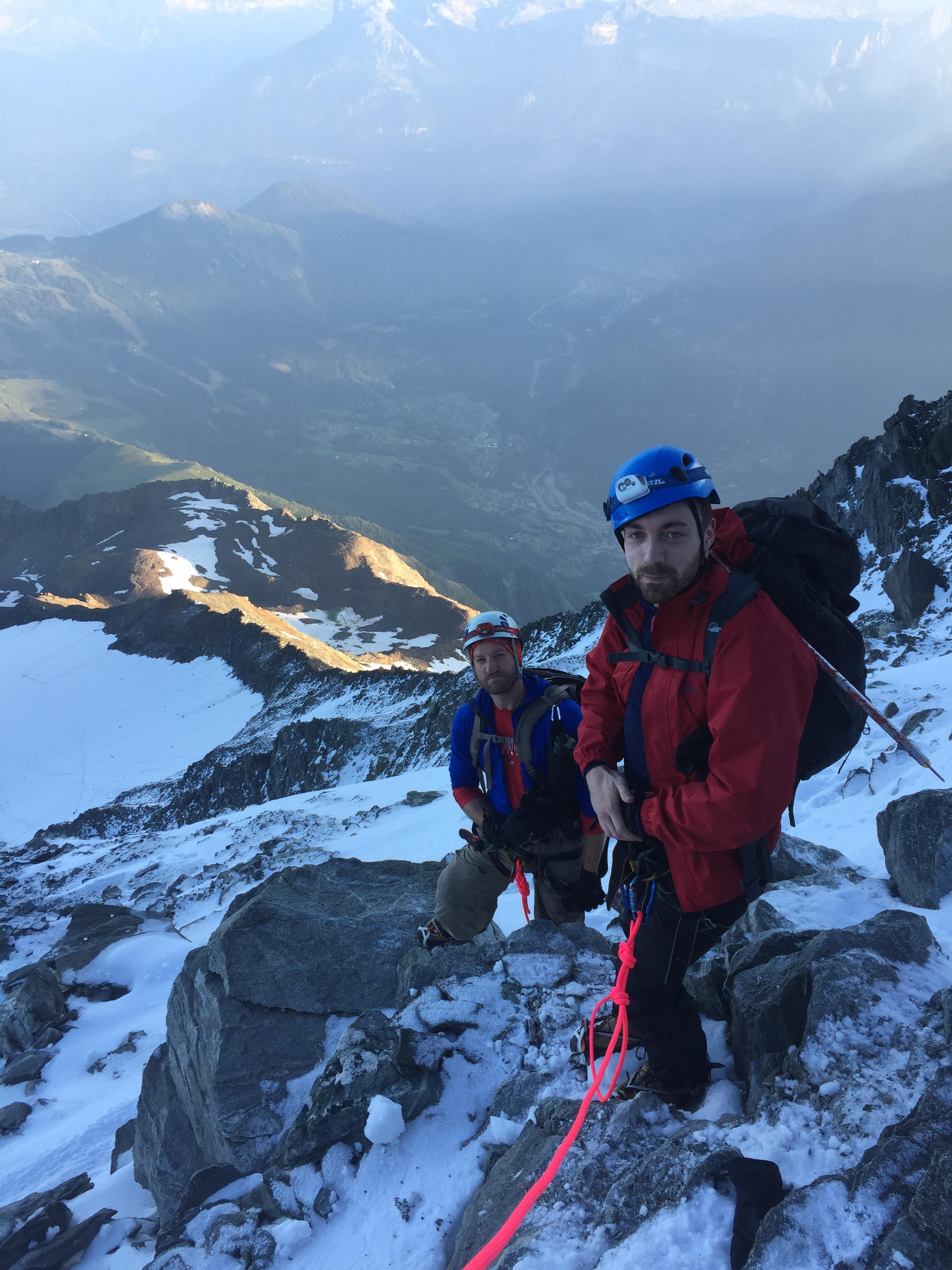 Mont Blanc Ross Hewitt Guiding 3