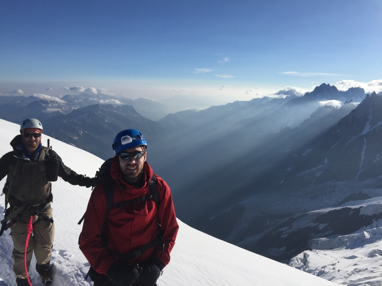 Mont Blanc Ross Hewitt Guiding 2