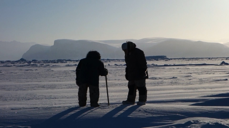 Ross Hewitt Guiding Baffin Island skiing 154