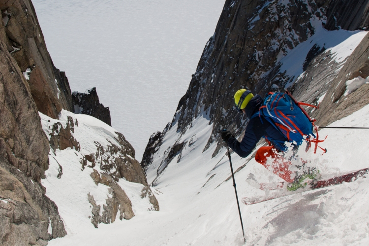 Ross Hewitt Guiding Baffin Island skiing 184
