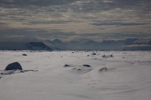 Ross Hewitt Guiding Baffin Island skiing 146