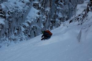 Ross Hewitt Guiding Baffin Island skiing 135