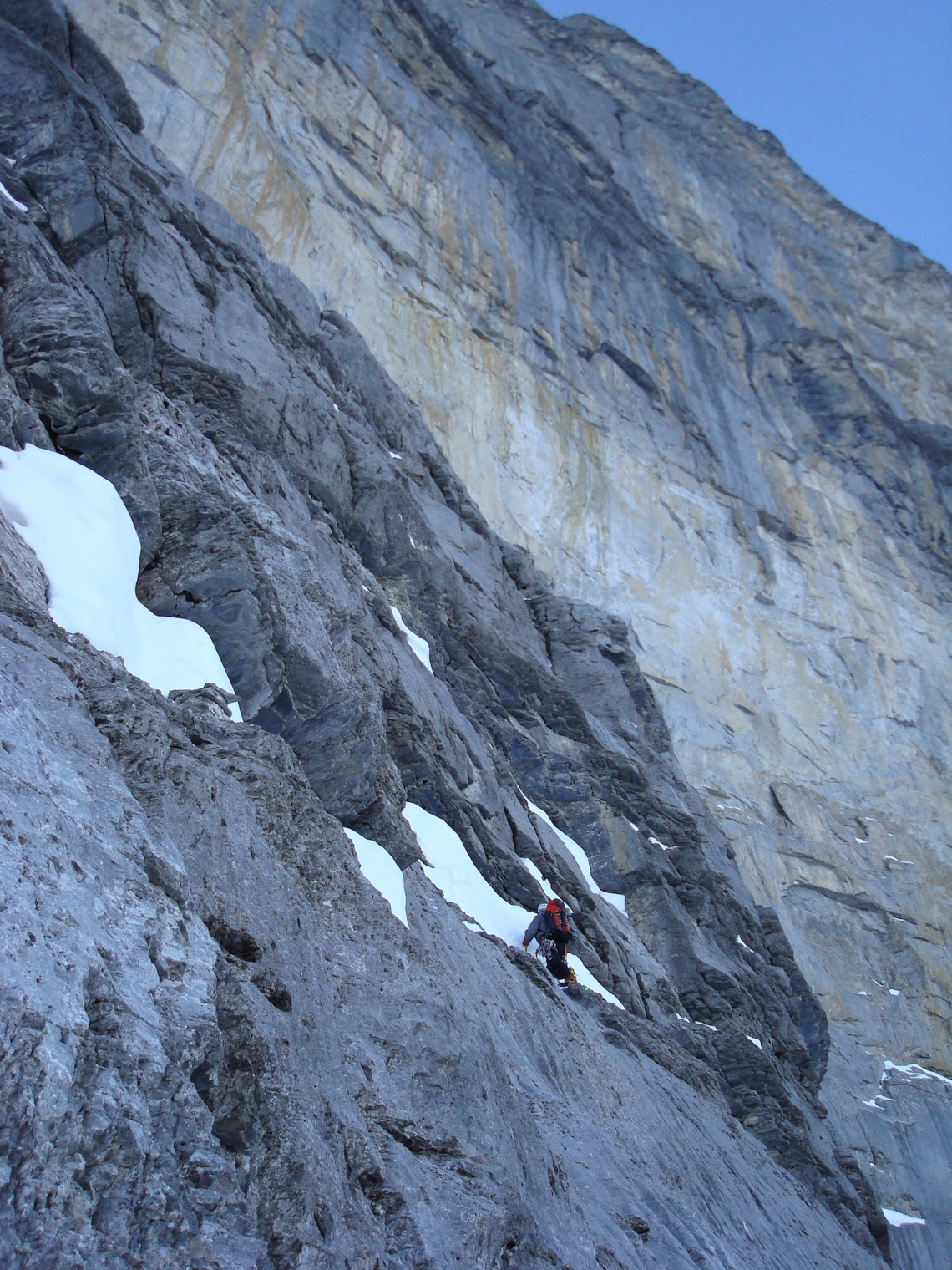 Ross Hewitt Guiding Grand Courses North Faces 14
