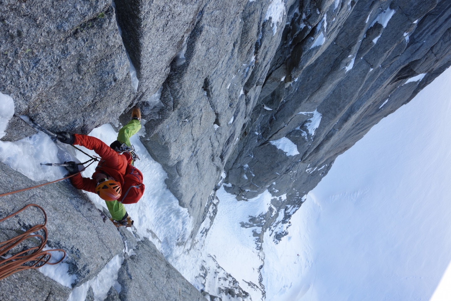 Ross Hewitt Guiding alpine mixed 12