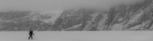 Ross Hewitt Guiding expedition skiing baffin island 37