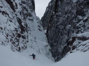 Ross Hewitt Guiding expedition skiing baffin island 26