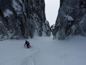 Ross Hewitt Guiding expedition skiing baffin island 25