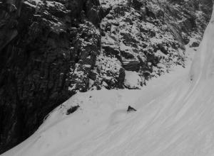 Ross Hewitt Guiding expedition skiing baffin island 10