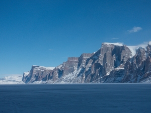 Ross Hewitt Guiding expedition skiing baffin island 5