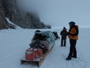 Ross Hewitt Guiding expedition skiing baffin island 4