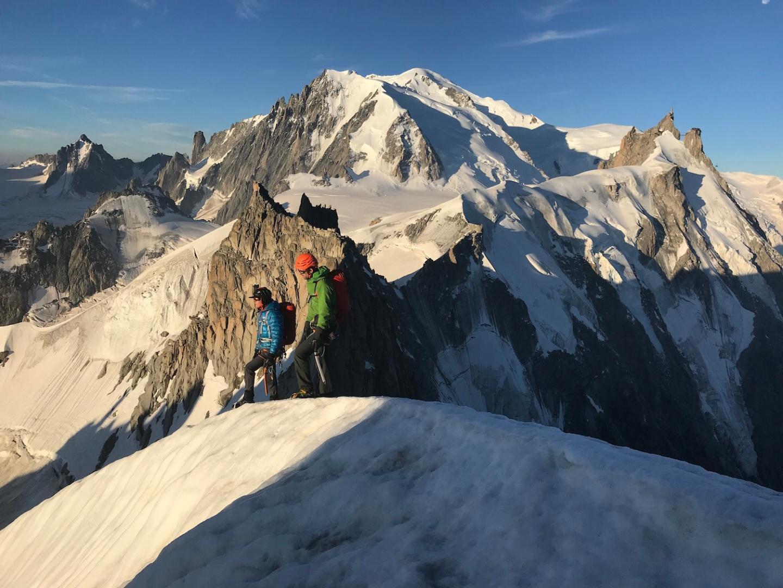 Ross Hewitt Guiding classic alpine 8