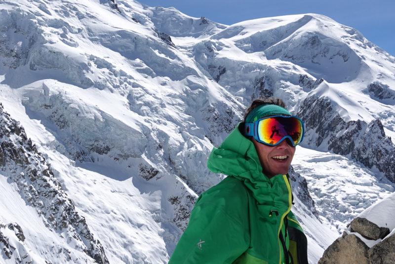 Ross Hewitt Ski Guide