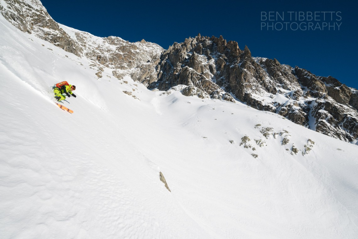 Ross Hewitt Ski Guiding by Ben Tibbets 001