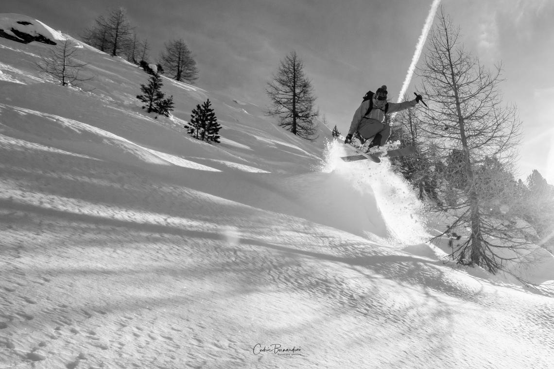 Ross Hewitt Ski Guiding by Cedric Bernardini 006