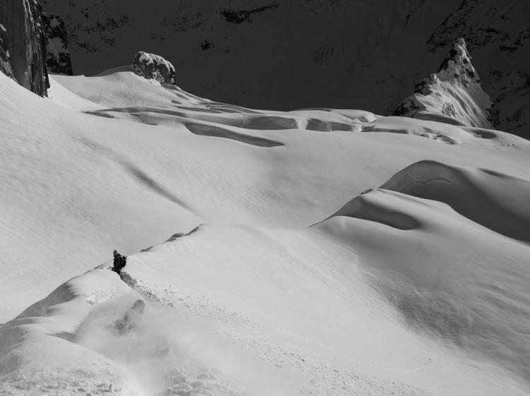 Ross Hewitt Ski Guiding Chamonix Freeride 002