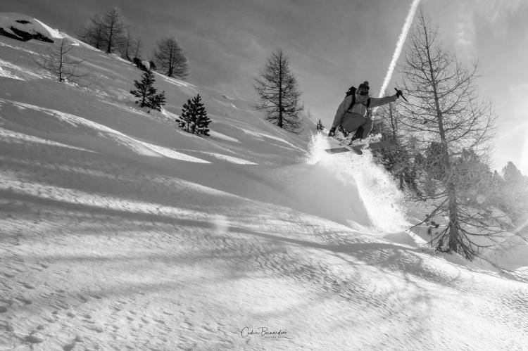 Ross Hewitt Ski Guiding Chamonix Freeride 004