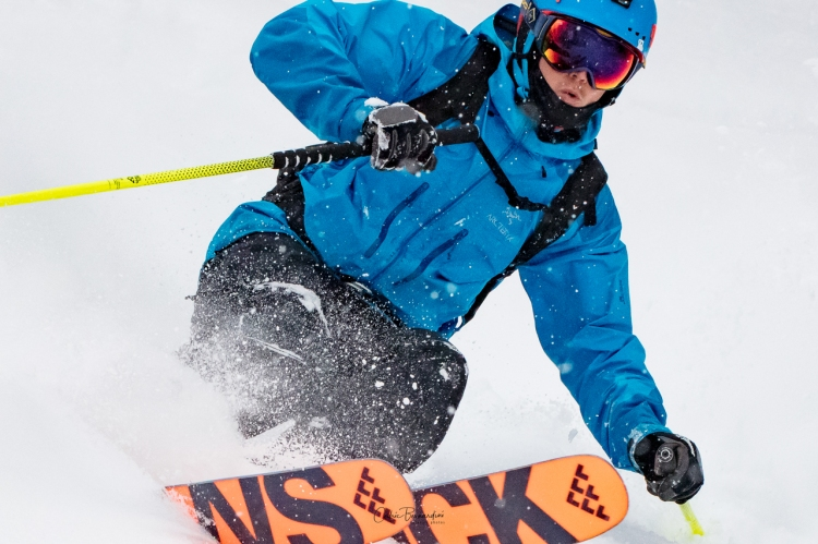Ross Hewitt Ski Guiding Chamonix Freeride 005