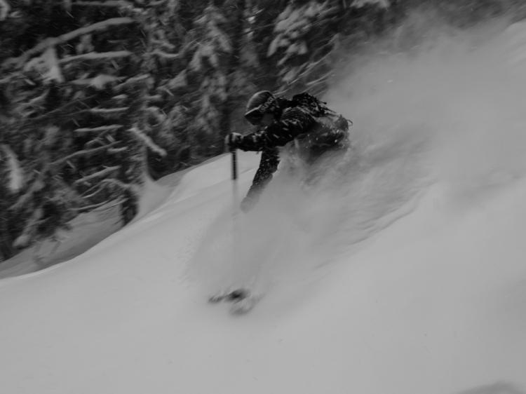 Ross Hewitt Ski Guiding Chamonix Freeride 008