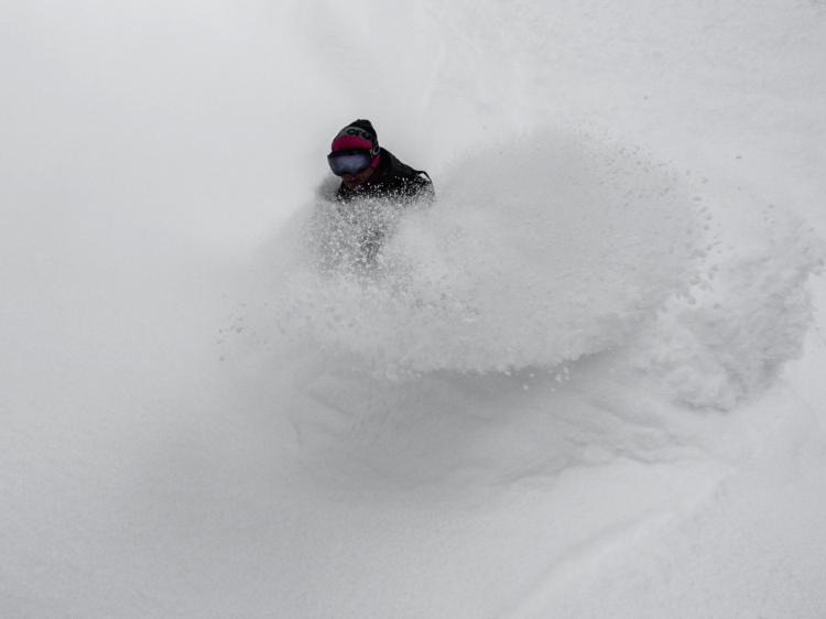 Ross Hewitt Ski Guiding Chamonix Freeride 011
