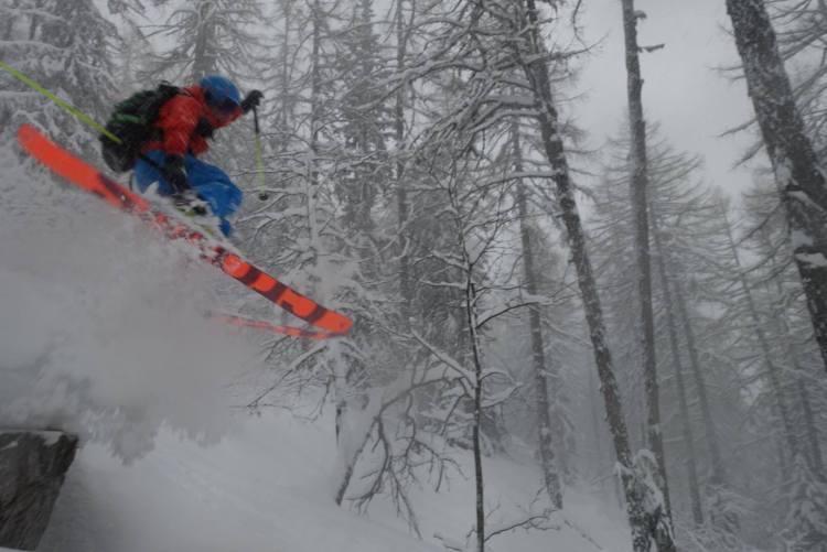 Ross Hewitt Ski Guiding Chamonix Freeride 014