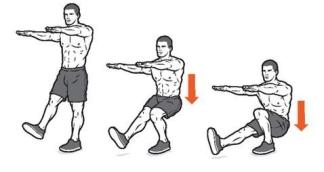 pistol-squat