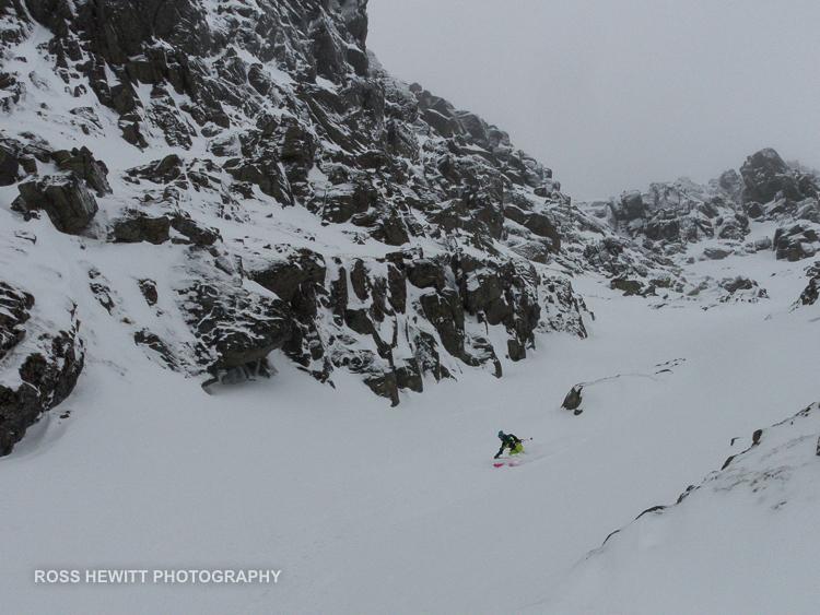 Lofoten Skiing Ross Hewitt Michelle Blaydon-106