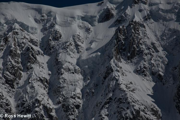 Frendo spur ski descent-210