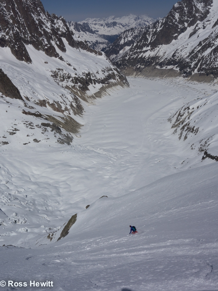 Dave Searle Col Diable and Noire NW Face_-52
