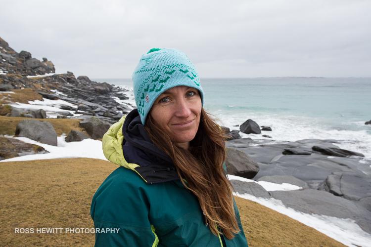 Lofoten Skiing Ross Hewitt Michelle Blaydon-122