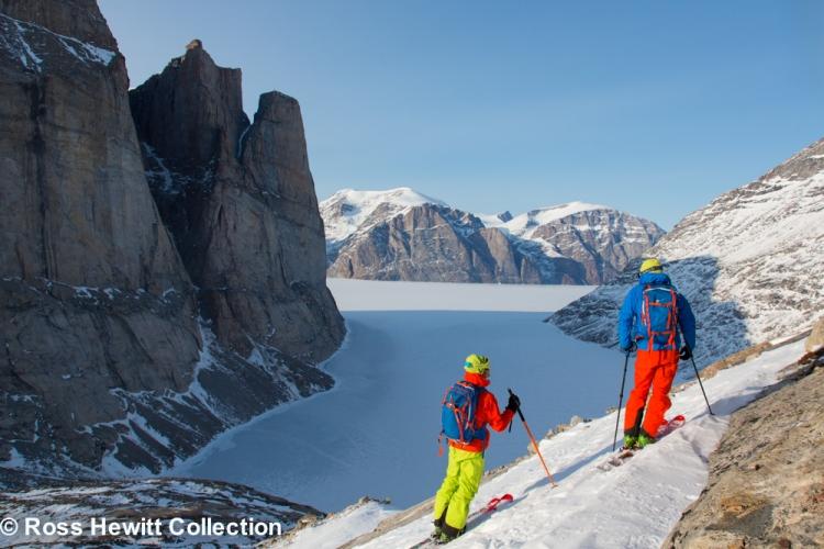 Baffin Berghaus Black Crows Ski Mounatineering Expedition-81