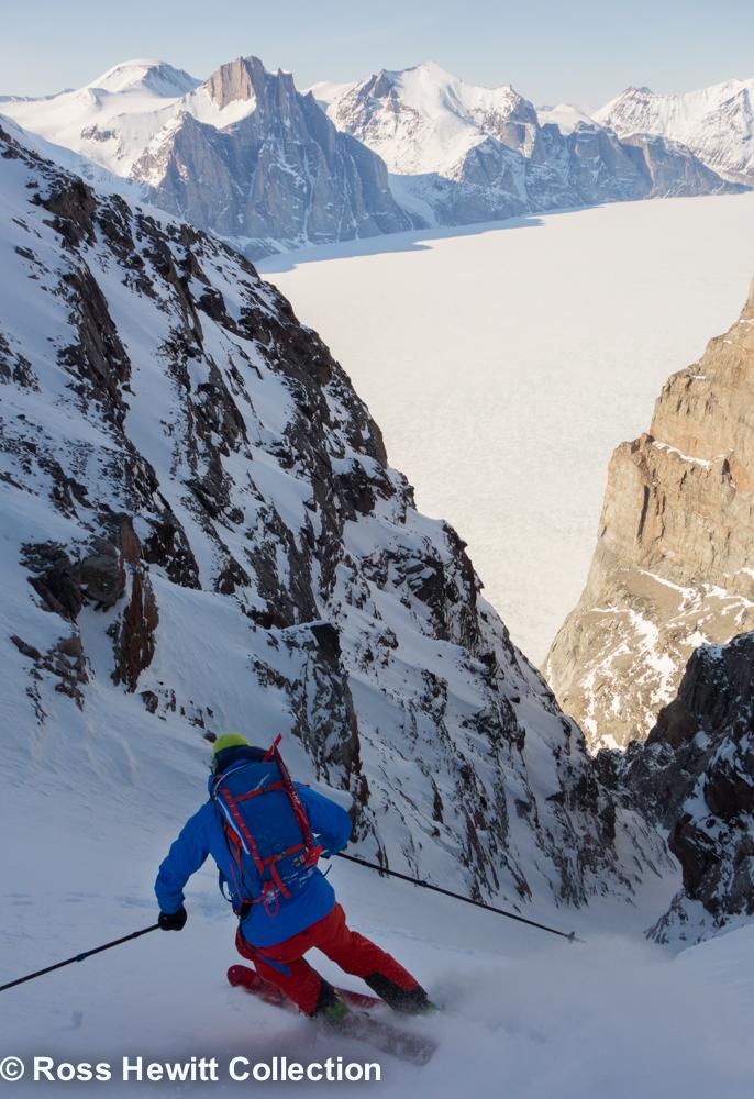 Baffin Berghaus Black Crows Ski Mounatineering Expedition-86