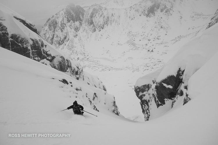 Lofoten Skiing Ross Hewitt Michelle Blaydon-31