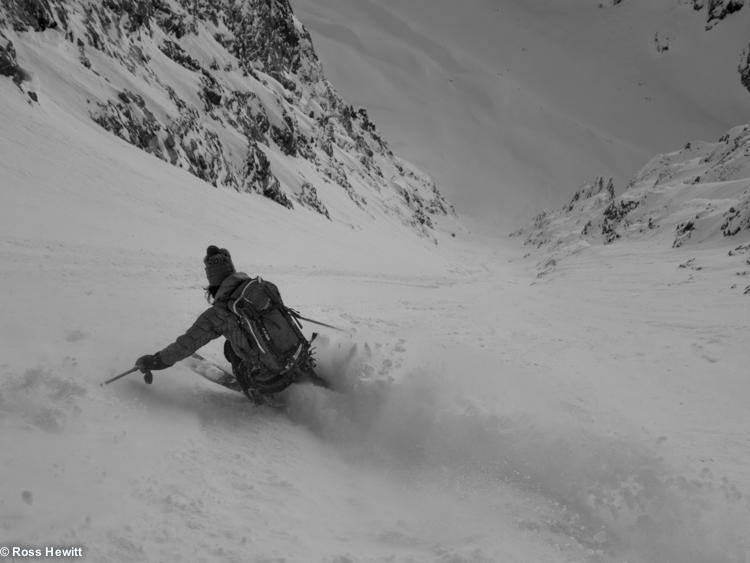 Chamonix skiing 2014-59