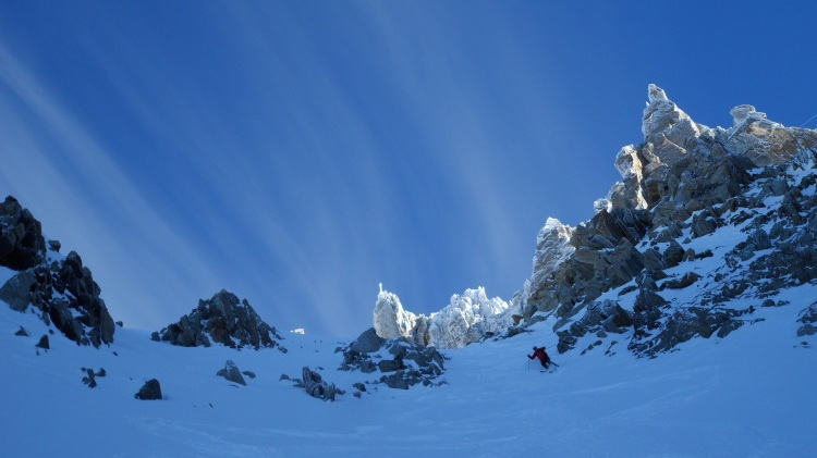 Rond exit couloir - Roger Knox