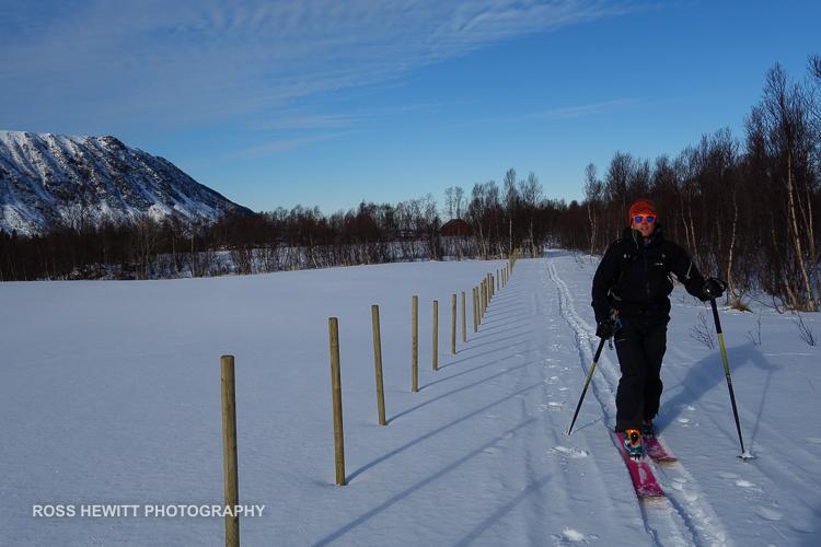 Lofoten Skiing Ross Hewitt Michelle Blaydon-47
