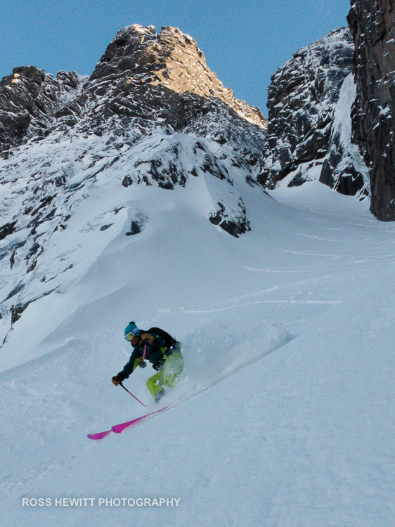 Lofoten Skiing Ross Hewitt Michelle Blaydon-90