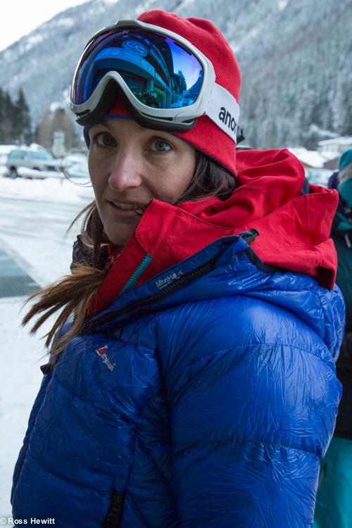 Chamonix skiing 2014-10