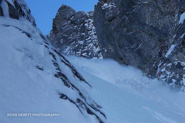 Lofoten Skiing Ross Hewitt Michelle Blaydon-54
