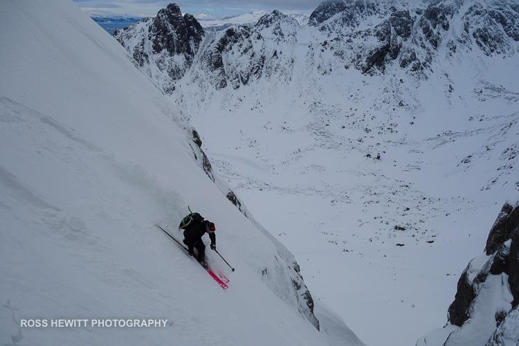 Lofoten Skiing Ross Hewitt Michelle Blaydon-27