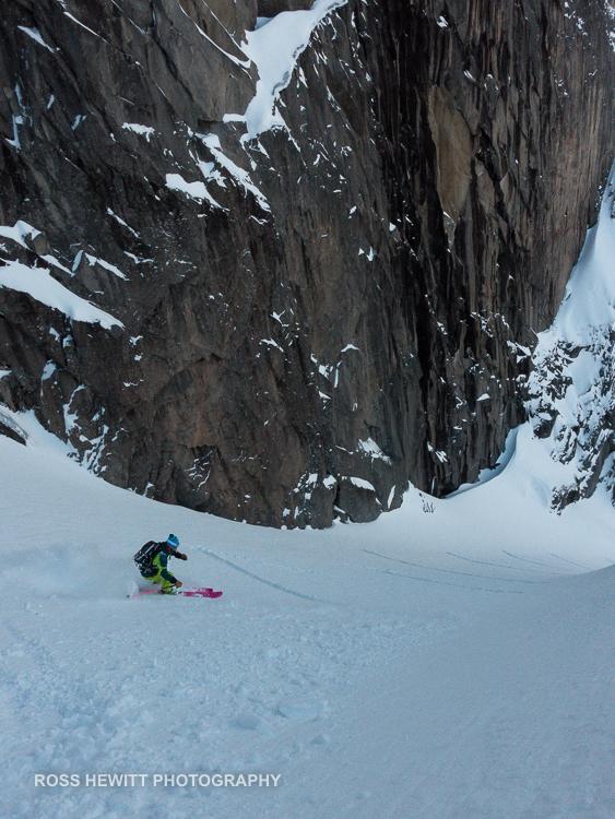 Lofoten Skiing Ross Hewitt Michelle Blaydon-88