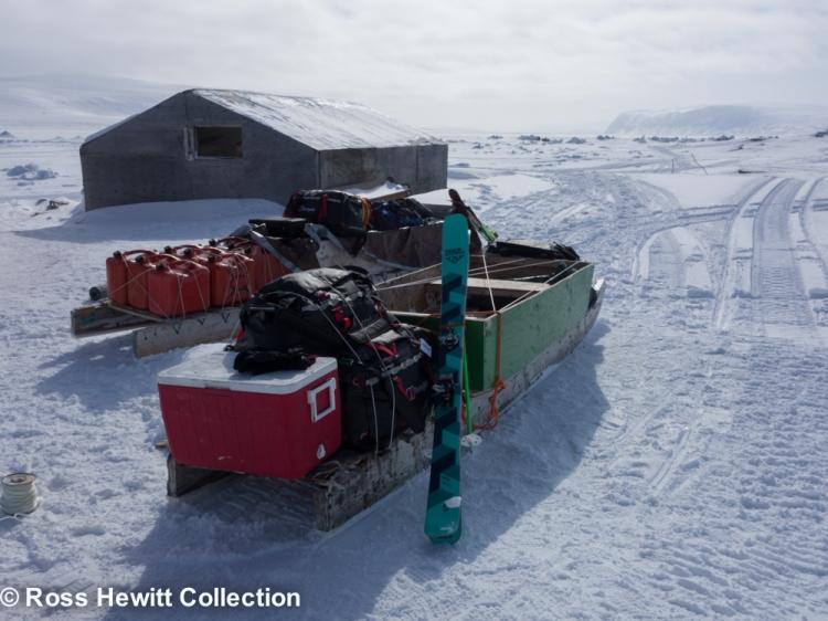Baffin Berghaus Black Crows Ski Mounatineering Expedition-9