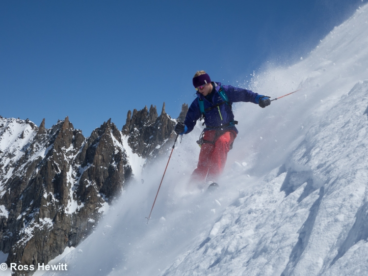 Dave Searle Col Diable and Noire NW Face_-19