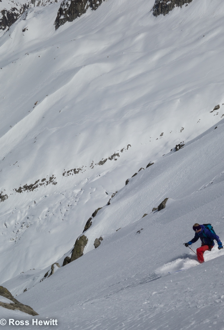 Dave Searle Col Diable and Noire NW Face_-49