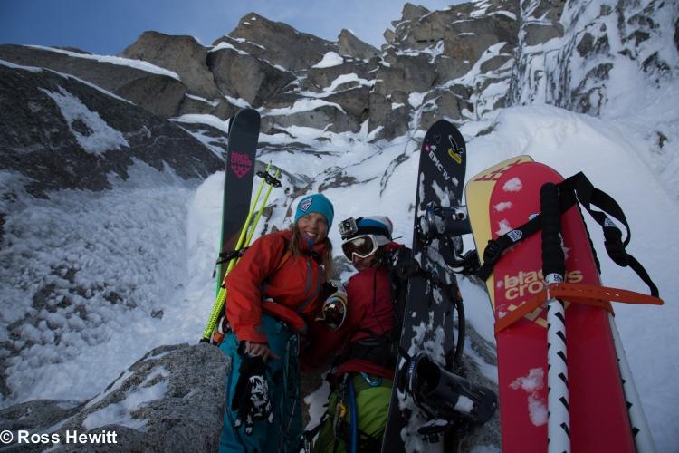 Frendo spur ski descent-177