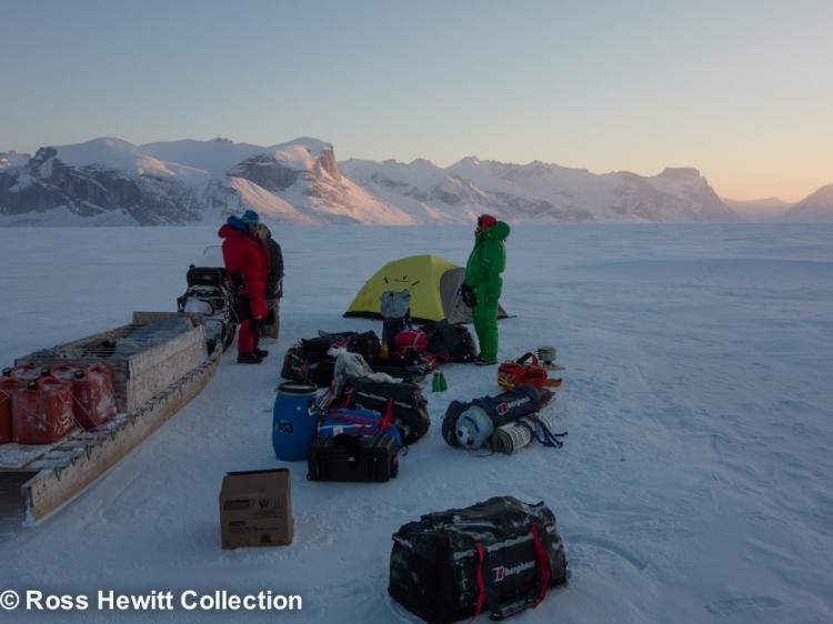 Baffin Berghaus Black Crows Ski Mounatineering Expedition-14